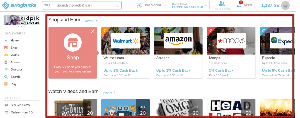 How To Get More Swagbucks Hack How To Get Swagbucks On